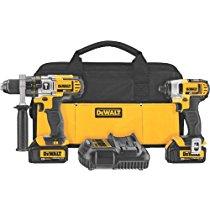 DEWALT Hammer Drill & Impact Driver